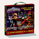 Power Ranger Carry Along Stories
