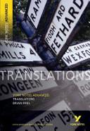 Translations, Brian Friel