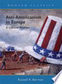 Anti Americanism in Europe