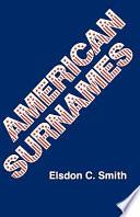 American Surnames