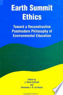 Earth Summit Ethics