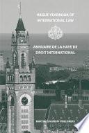 Droit International de L'environnement, Droit Humanitaire International, Droit International Privé