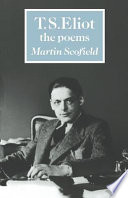 T  S  Eliot  The Poems