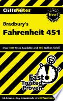 CliffsNotes on Bradbury s Fahrenheit 451 Book PDF