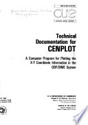 Technical Documentation for CENPLOT