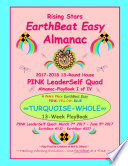 Rising Stars Earthbeat Easy Almanac 2017 2018 13 Round House Pink Leaderself Quad Almanac Playbook I Of Iv book