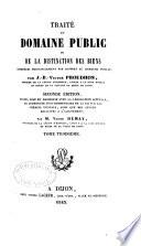 Traité du domaine public