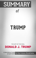 Summary of Trump: The Art of the Deal