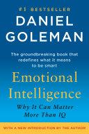 cover img of Emotional Intelligence