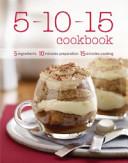 5-10-15 Cookbook