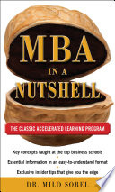 MBA in a Nutshell  The Classic Accelerated Learner Program