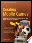 Creating Mobile Games