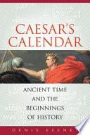Caesar's Calendar