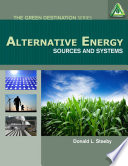 Alternative Energy  Sources and Systems