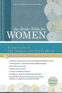 The Study Bible for Women  HCSB Personal Size Edition  Printed Hardcover
