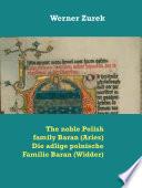 The Noble Polish Family Baran Aries Die Adlige Polnische Familie Baran Widder