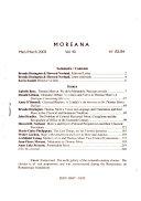 Moreana