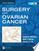 Surgery For Ovarian Cancer Third Edition book
