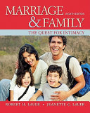 Marriage and Family  The Quest for Intimacy