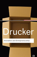 Innovation and Entrepreneurship Book