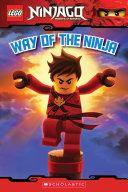 Way of the Ninja (LEGO Ninjago) Book