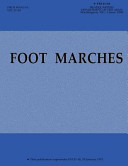 Foot Marches  FM 21 18
