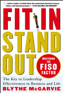 Fit In  Stand Out