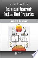Petroleum Reservoir Rock And Fluid Properties Second Edition book