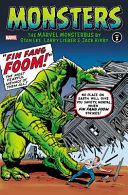 Monsters Vol  2  The Marvel Monsterbus by Stan Lee  Larry Lieber   Jack Kirby