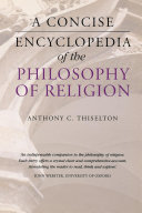 download ebook a concise encyclopedia of the philosophy of religion pdf epub