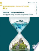 World Economic And Social Survey 2016 : to the debate on the...