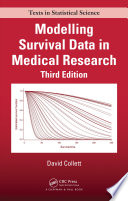 Modelling Survival Data in Medical Research  Third Edition