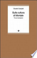 Sulla cultura di Montale