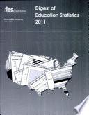 Digest Of Education Statistics 2011