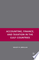 Accounting  Finance  and Taxation in the Gulf Countries