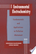 Environmental Electrochemistry