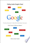 Getting Inside Google s Head Book