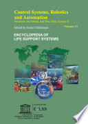 CONTROL SYSTEMS  ROBOTICS AND AUTOMATION     Volume XIII