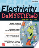 Electricity Demystified  Second Edition