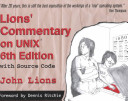 Lions  Commentary on UNIX 6th Edition with Source Code