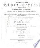 Allgemeines buecher-lexikon, oder Vollstaendiges alphabetisches verzeichniss der von 1700 bis zu ende