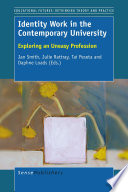 Identity Work in the Contemporary University