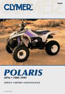 Polaris Atv 85 95