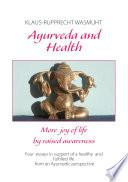 Ayurveda and Health