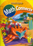 Math Connects  Grade K  Consumable Student Edition