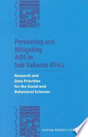 Preventing and Mitigating AIDS in Sub Saharan Africa
