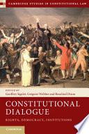 Constitutional Dialogue