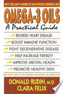 Ebook Omega 3 Oils Epub Donald O. Rudin Apps Read Mobile