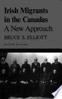 Irish Migrants In The Canadas
