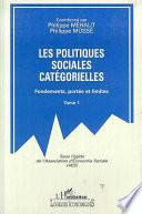 Les politiques sociales catégorielles